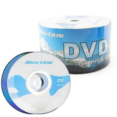 Dvd-r Skyline 16x 4.7g