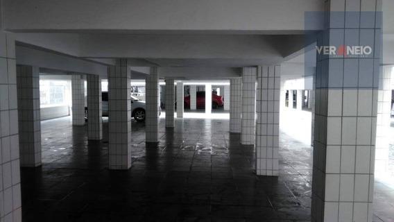 Kitnet Com 1 Dormitório À Venda, 30 M² Por R$ 110.000 - Canto Do Forte - Praia Grande/sp - Kn0268