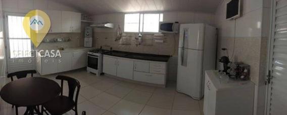 Ampla Casa Linear Em Laranjeiras 3 Quartos - Ca0059