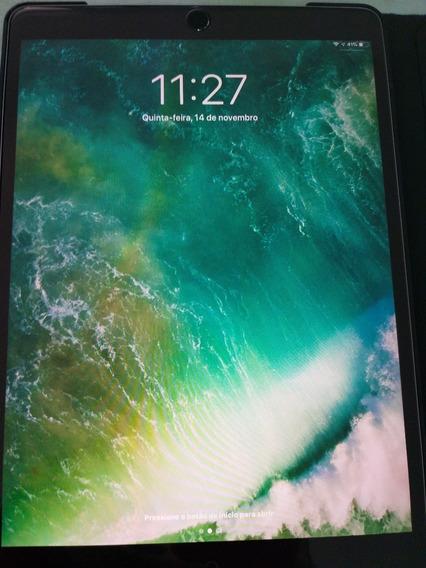 Apple - iPad Pro 10.5 256gb + Capa E Teclado De Brinde!