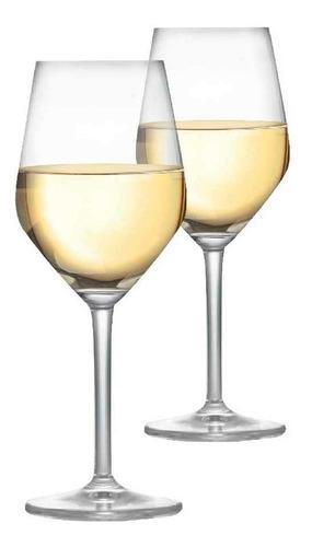 Kit Taça Ritzenhoff  Vinho Branco Cristal 375ml 2pçs