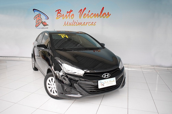 Hyundai Hb20s 1.6 Comfort Plus 16v Flex 4p Manual 2014