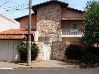 Casa Residencial À Venda, Parque Das Flores, Campinas/sp - Ca0090