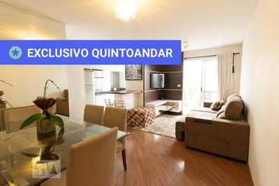 Apartamento No 1º Andar Mobiliado Com 1 Dormitório E 1 Garagem - Id: 892928218 - 228218