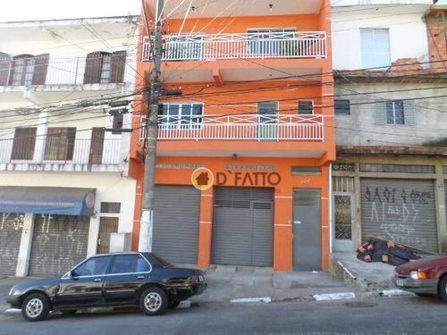 Prédio À Venda, 197 M² Por R$ 390.000,00 - Vila Rio De Janeiro - Guarulhos/sp - Pr0010