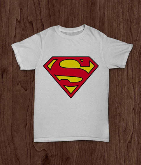 Remera Superman Logo