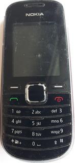 Nokia 1661 Seminovo Lanterna Radio Fm Desbloqueado!!