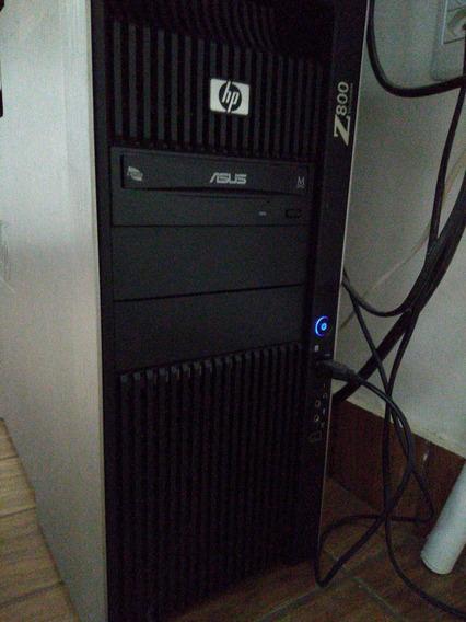 Workstation Hp Z800 48 Gb Dual Xeon
