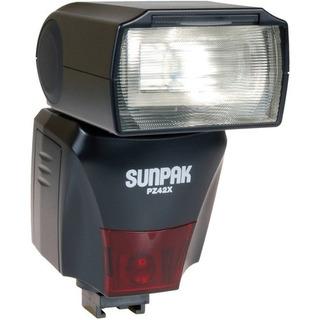 Flash Digital Pz42x Para Sony 4-aa Sunpak Zzz555z-g01