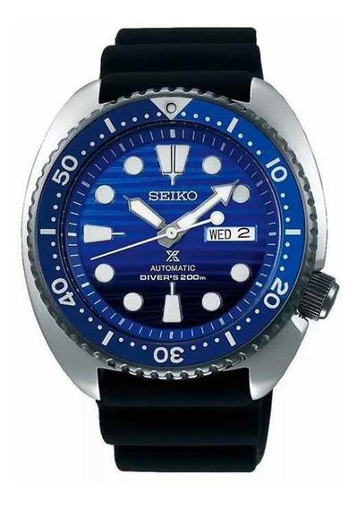 Reloj Seiko Srpc91 / Edición Esp save The Ocean Dive Watch
