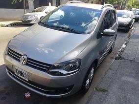 Volkswagen Suran 1.6 Highline Lista Para La Ruta!