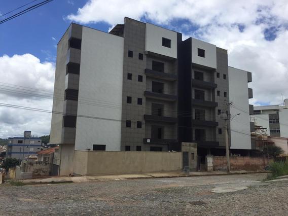 Apartamento Com Área Lateral No Belvedere - 731