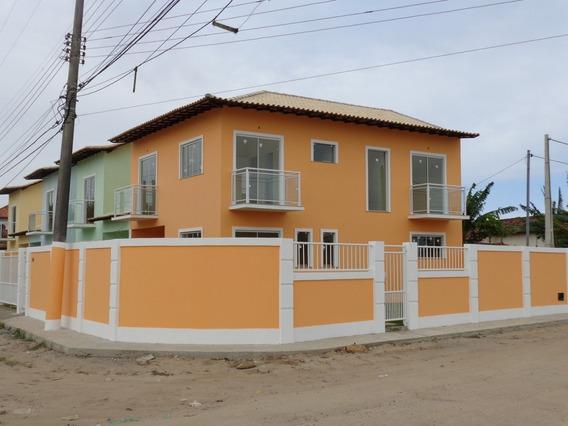 Casa Duplex 3 Suítes Apenas 100m Da Lagoa De Araruama 142m²