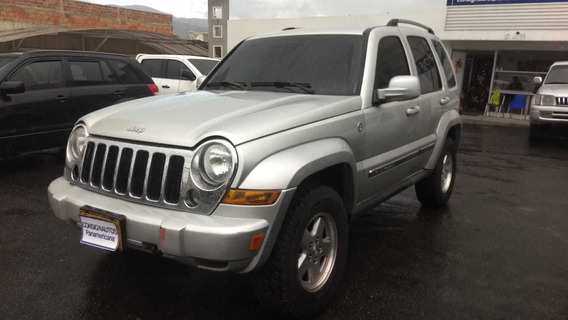 Jeep Cherokee Limited 2006 4x4 3700
