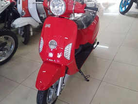 Motomel Strato Euro 150 Permuto Financio Con Dni Qr Motors