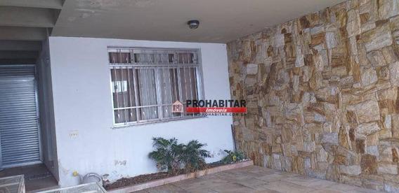 Sobrado Com 4 Dormitórios À Venda, 200 M² Por R$ 700 - Capela Do Socorro - São Paulo/sp - So2860