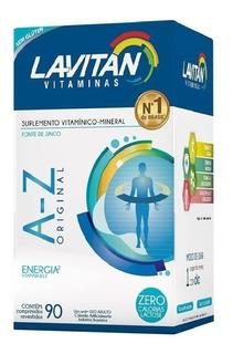 Lavitan Mais 90 Caps A-z