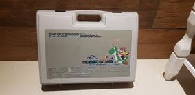 Super Famicom Maleta Completo