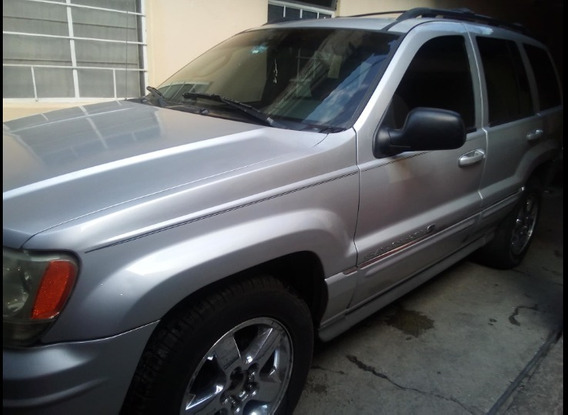 Jeep Grand Cherokee 4.7 Limited V8 4x4 Mt.