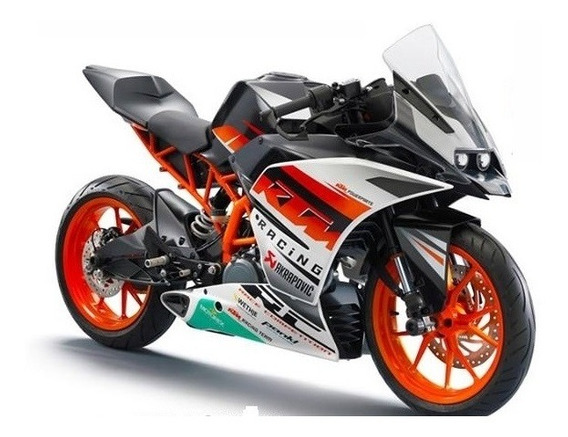 Ktm Rc 200 Racing 0km 2020 Automoto Lanus