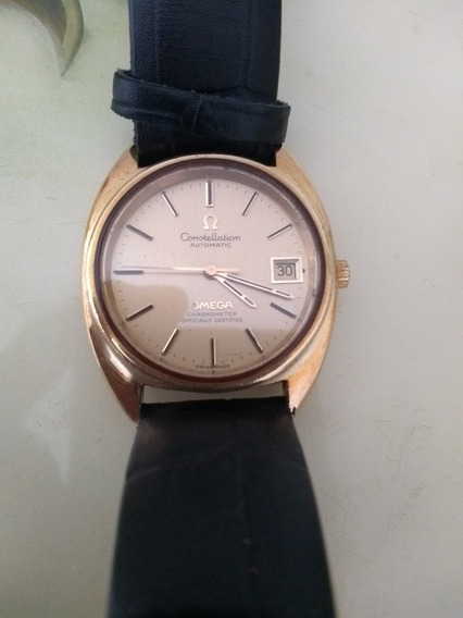 Relogio Omega Constellation Automatic Chronometer