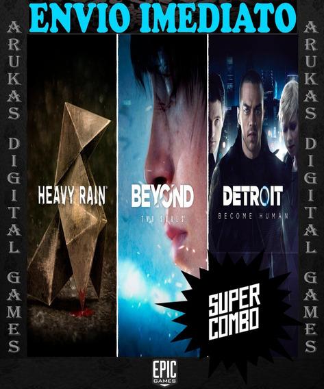 Beyond Two Souls Epic Original + Brinde