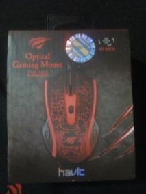 Mouse Gamer Óptico Havit Hv-ms736