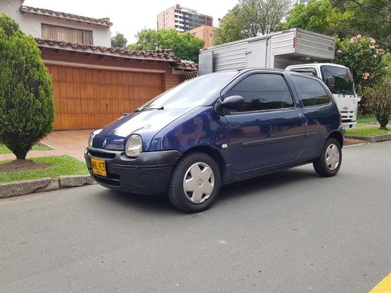 Renault Twingo U Authentique 2007 Mt Buen Estado