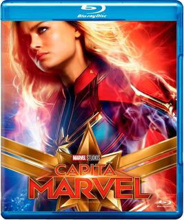 Capitã Marvel - Blu-ray