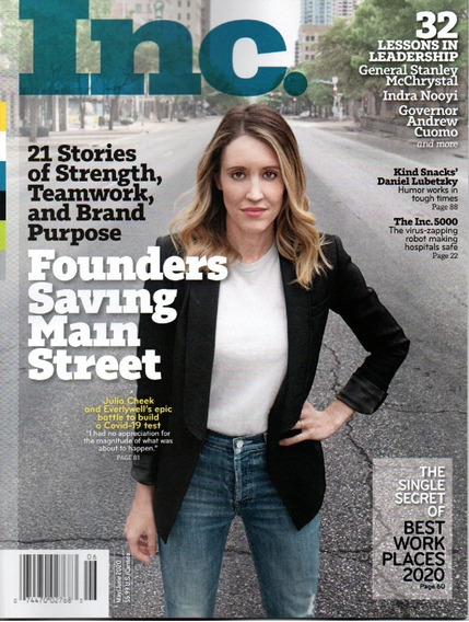 Inc. Magazine Us-revista De Inovação & Gestão Em Negócios