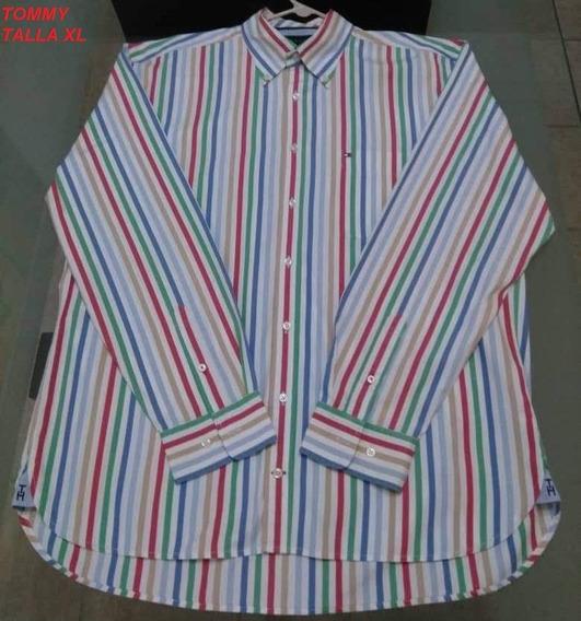 Camisas Tommy Hilfiger Originales Xl