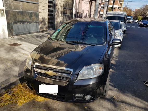 Chevrolet Aveo Lt 1.6 16v Gnc 2010
