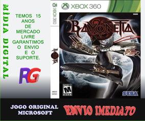 Bayonetta 1 Jogos Brinde Mídia Digital Roraima Games