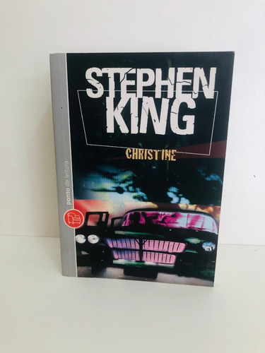Livro Christine - Stephen King