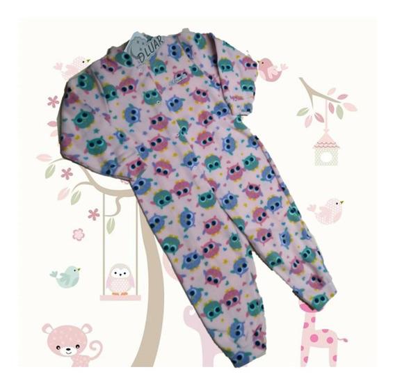 Macacão Infantil Soft Menino 1 A 8 Anos Pijama Roupa