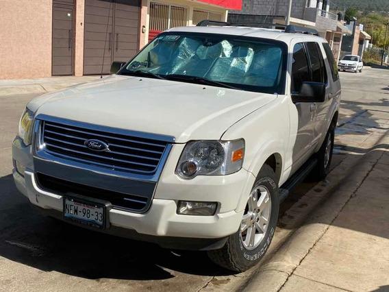 Ford Explorer 4.0 Xlt V6 Tela Sync 4x2 Mt 2010