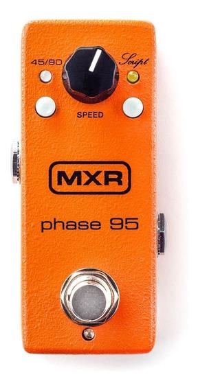 Pedal Mxr Phase 95 Mini   Dunlop Phase 90 - 45