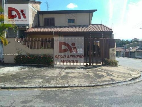 Sobrado Com 2 Dormitórios À Venda Por R$ 650.000,00 - Esplanada Independência - Taubaté/sp - So0018