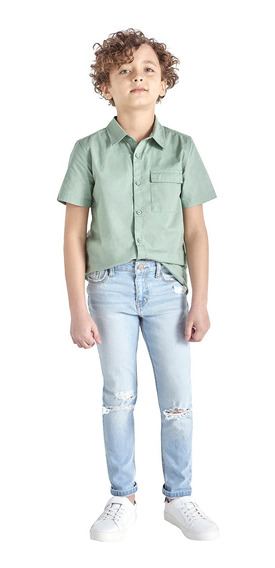 Jeans Skinny De Niño C&a (3006938)
