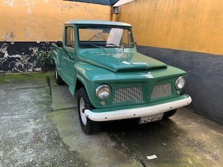 Pick-up Willys Overland , Não É f75