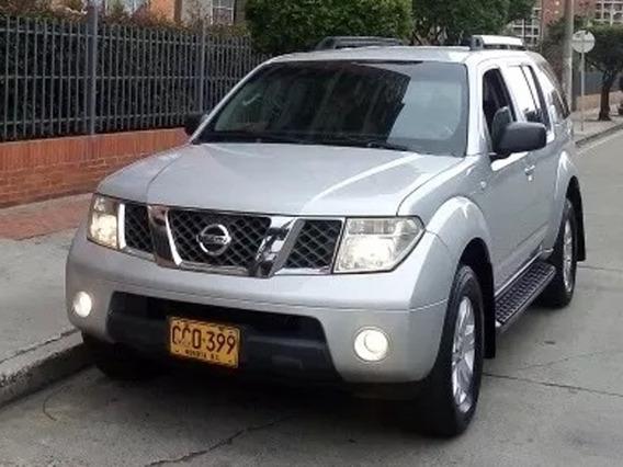 Nissan Pathfinder Pathfinder Full Equi