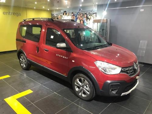 Renault Kangoo Stepway 1.5 Dci  Oportunidad Ya !!r