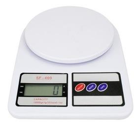 Balança 10kg Alta Precisão Eletrônica Digital Cozinha Dieta