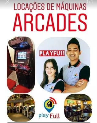 Aluguel De Máquinas Arcades