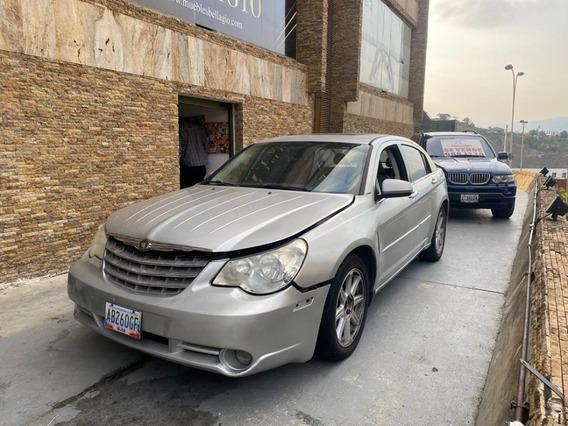 Chrysler Sebring Plateado 2007 Motor Y Ac Nuevos