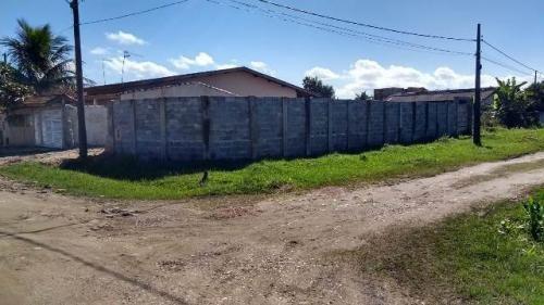Terreno Murado No Balneário São Jorge, Ref. C0423 L C