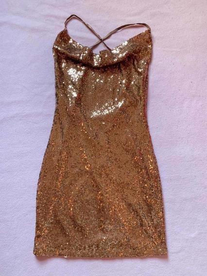 Vendo Vestido De Fiesta Forever 21. (1 Solo Uso)