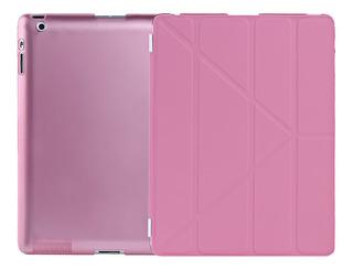 Protector De Sueño Inteligente De Cuero Pu Para iPad 2/3/4