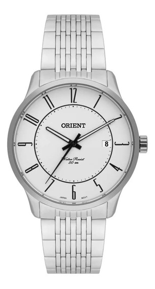 Relógio Orient Masculino Analógico Eternal Nf Mbss1272 S2sx