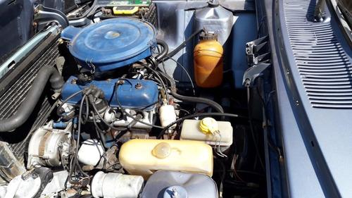 Corcel  1980. Motor 1.44